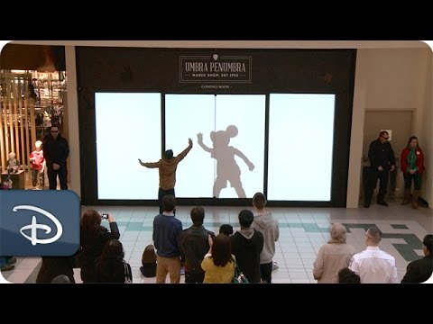 Disney Characters Surprise Shoppers | Disney Side | Disney Parks