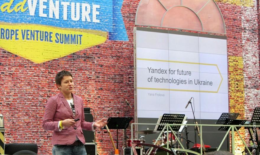 Yana Frolova Partner Presentation Yandex