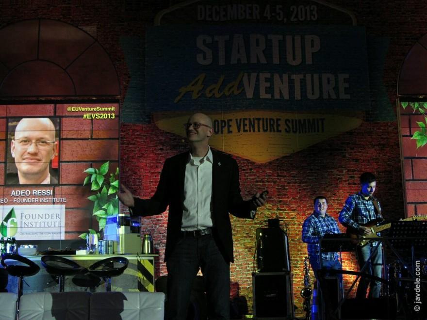 Adeo Ressi Keynote Startup AddVenture 2013 Kyiv