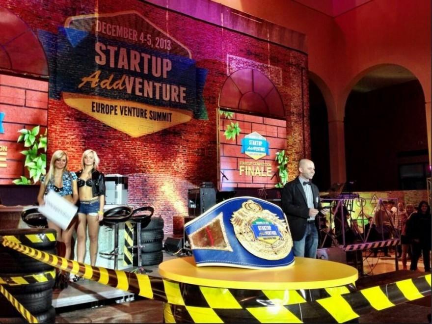 Wait winner Startup AddVenture 2013 Kyiv
