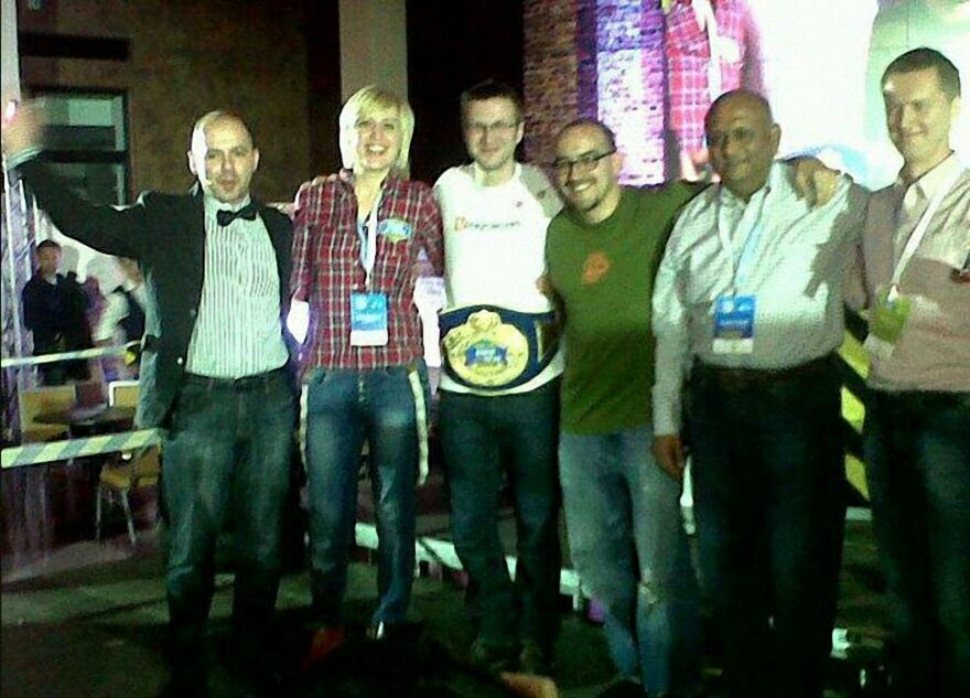 Winner Startup AddVenture 2013 Kyiv