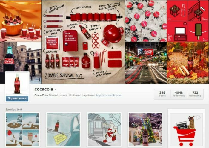 cocacola on Instagram